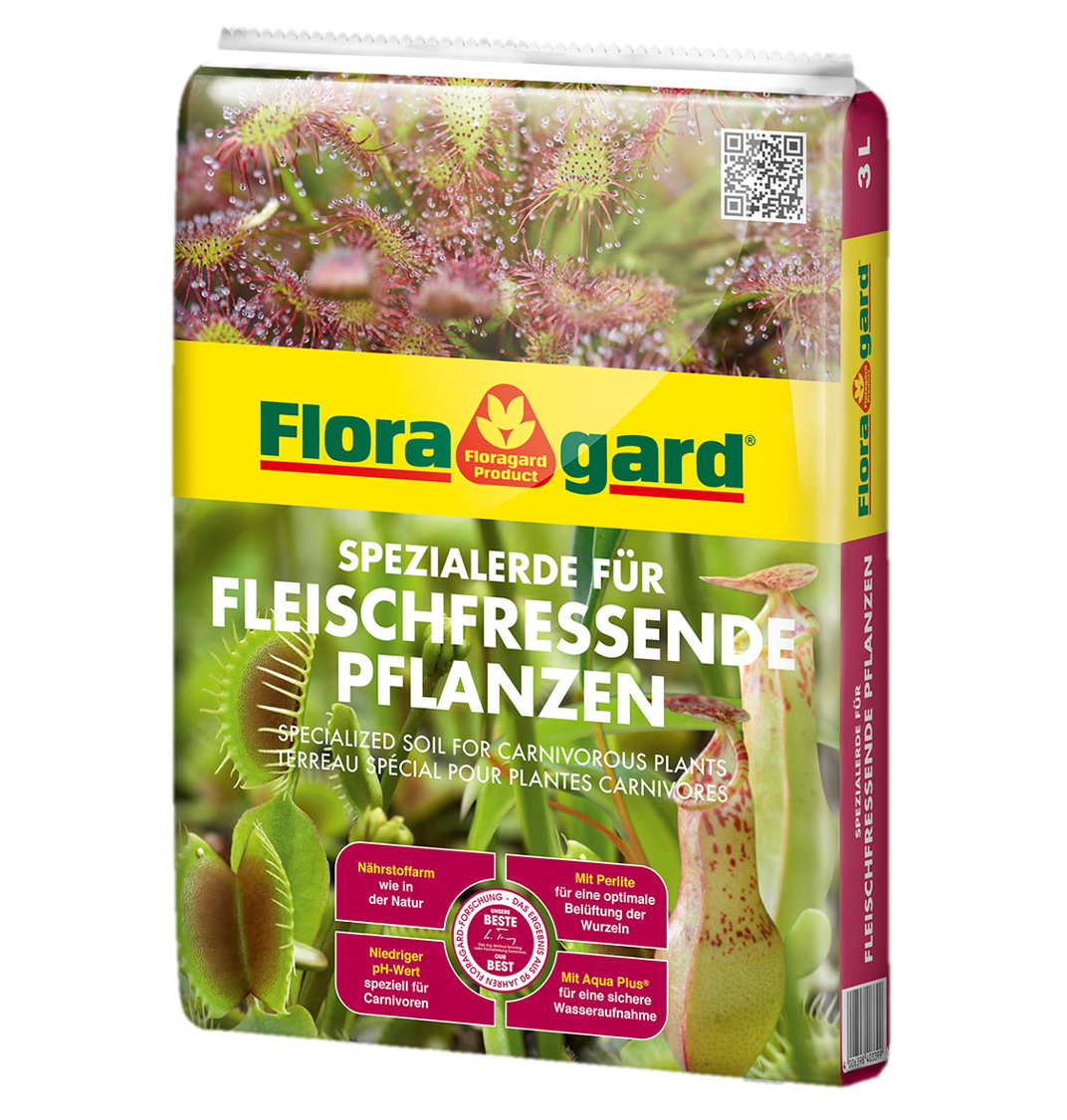 Floragard Karnivorenerde