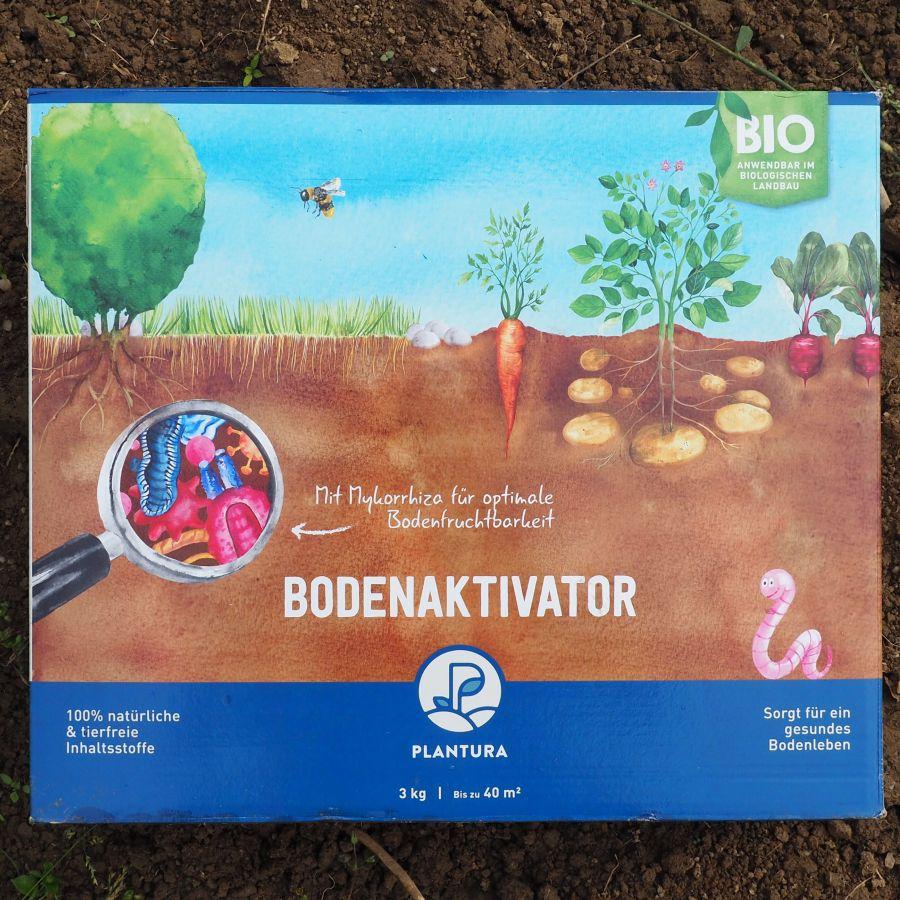 Bio-Bodenaktivator von Plantura