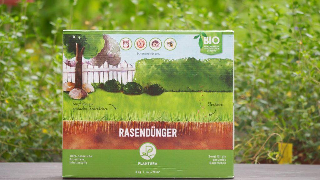 Plantura Rasendünger-Box