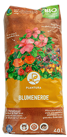 Plantura Bio-Blumenerde
