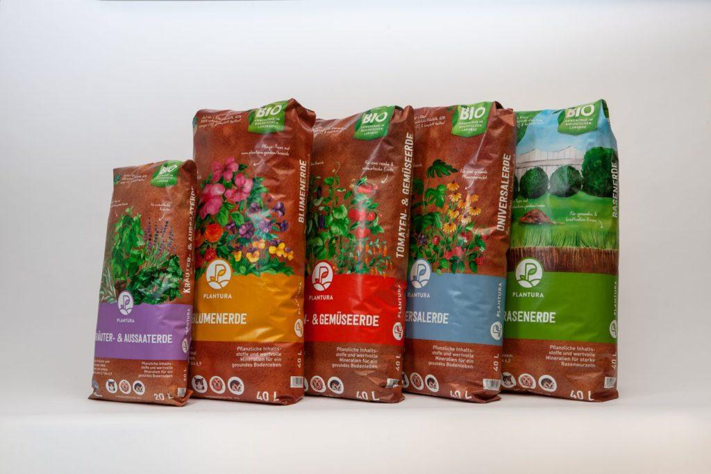 Plantura Bio-Erden