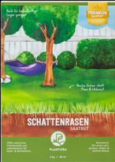 Plantura Schattenrasen