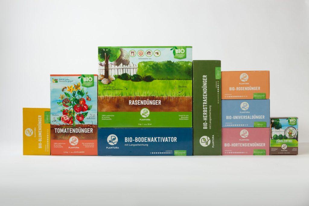 Vegane Bio-Dünger von Plantura