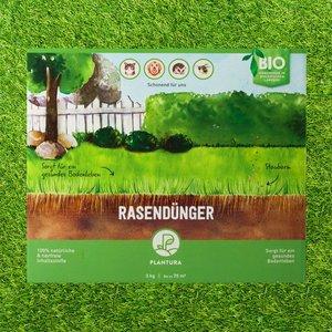 Bio-Rasendünger von Plantura