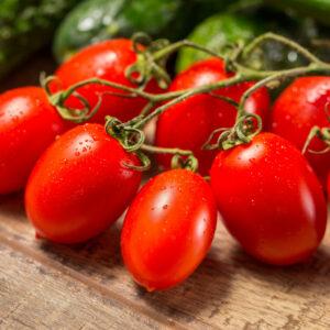 Tomaten Der Sorte Roma