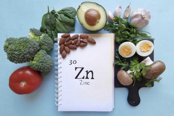 Obst & Gemüse mit viel Zink: Übersicht für eine zinkreiche Ernährung