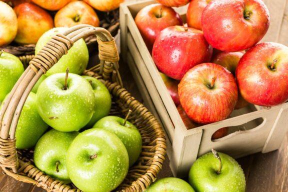 Die besten Apfelsorten für den Hausgarten