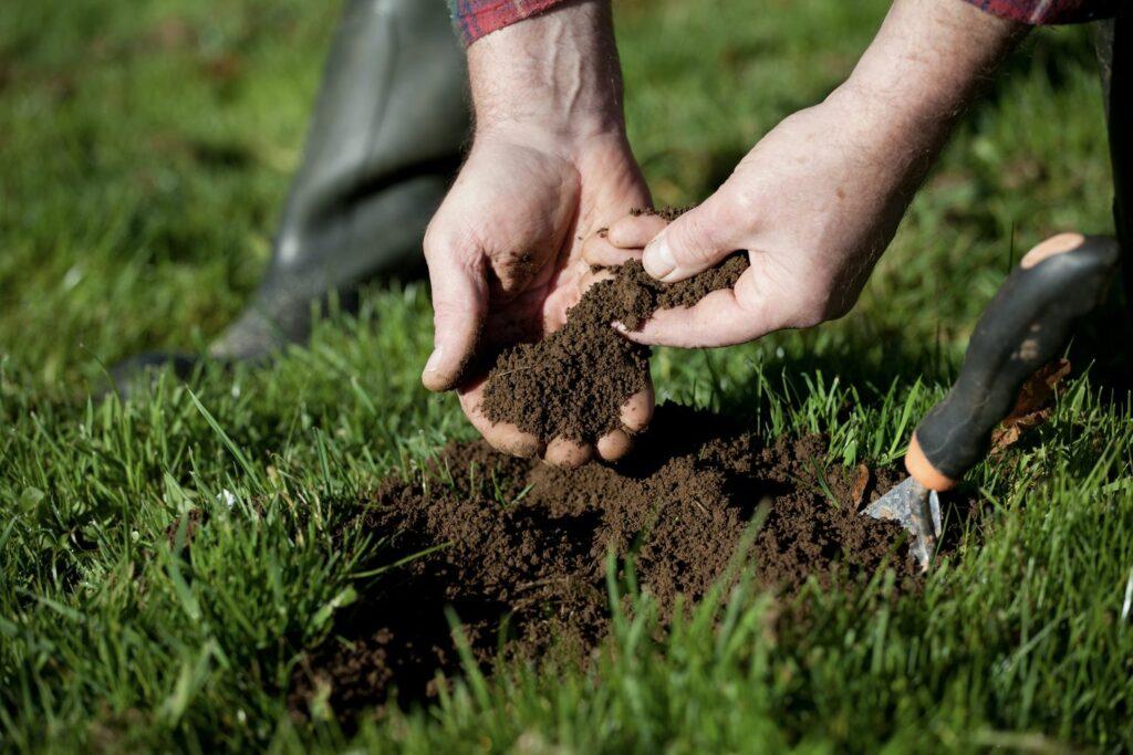Bodenart bestimmen