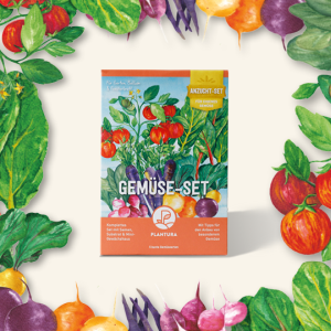 Gemüse-Anzuchtset von Plantura
