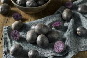 'Blauer Schwede'-Kartoffel: Anbau & Ernte der blauen Kartoffelsorte