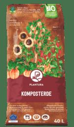 Plantura Bio-Komposterde