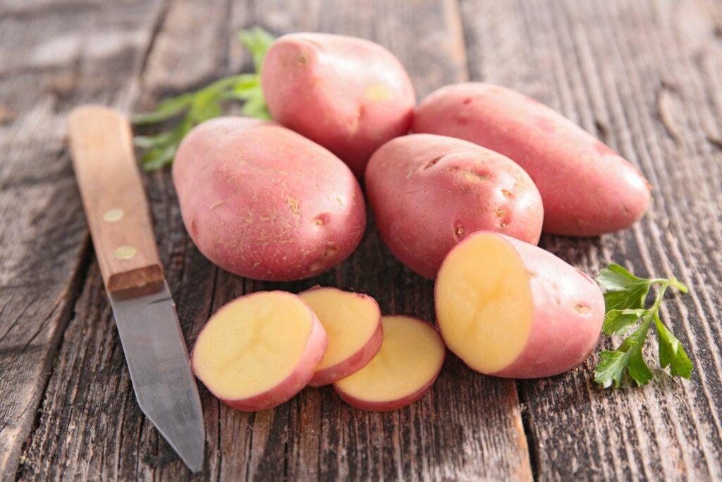 Kartoffelsorte 'Sarpo Mira'