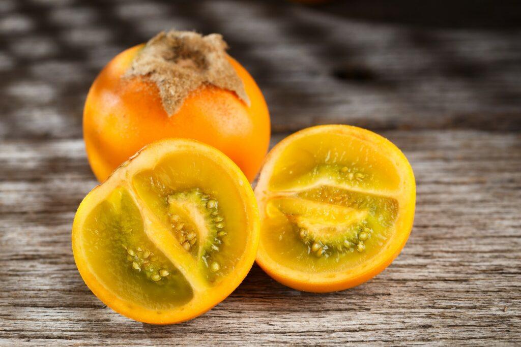 Lulo-Frucht
