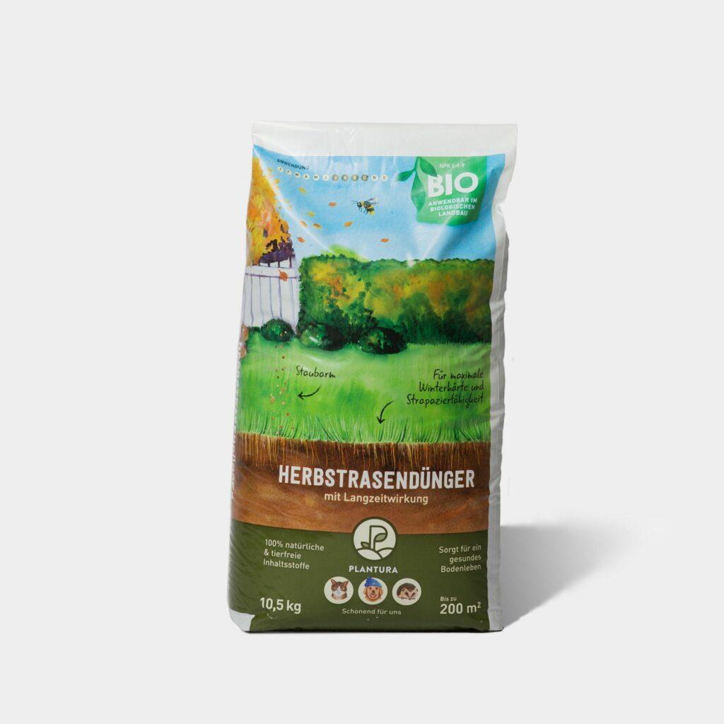 Bio-Herbstrasendünger 10,5 kg (Sack)