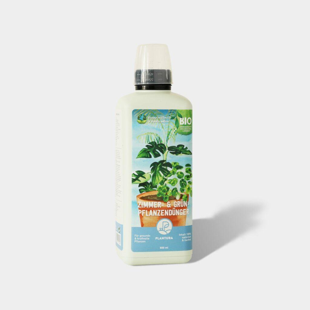 Bio-Zimmer- & Grünpflanzendünger 800 ml