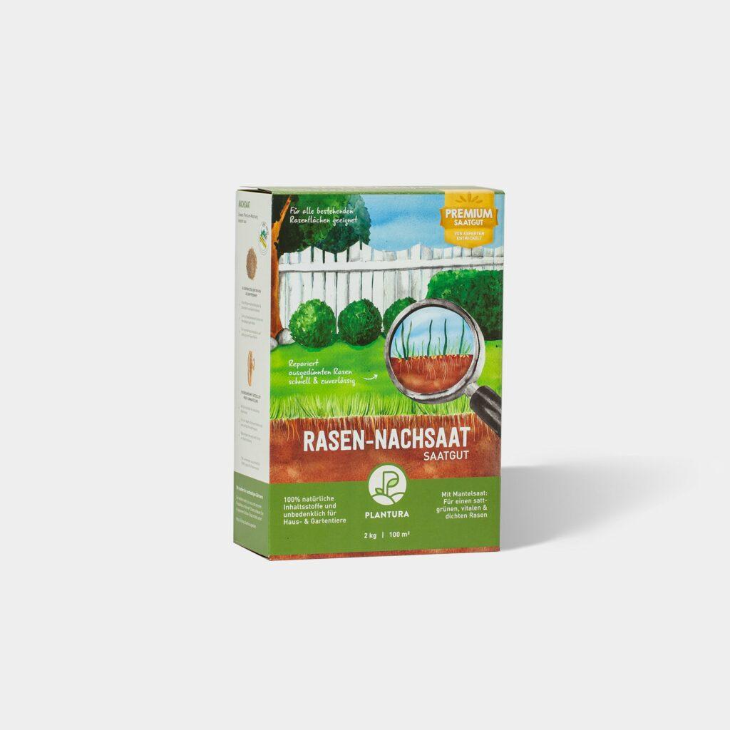 Rasen-Nachsaat 2 kg