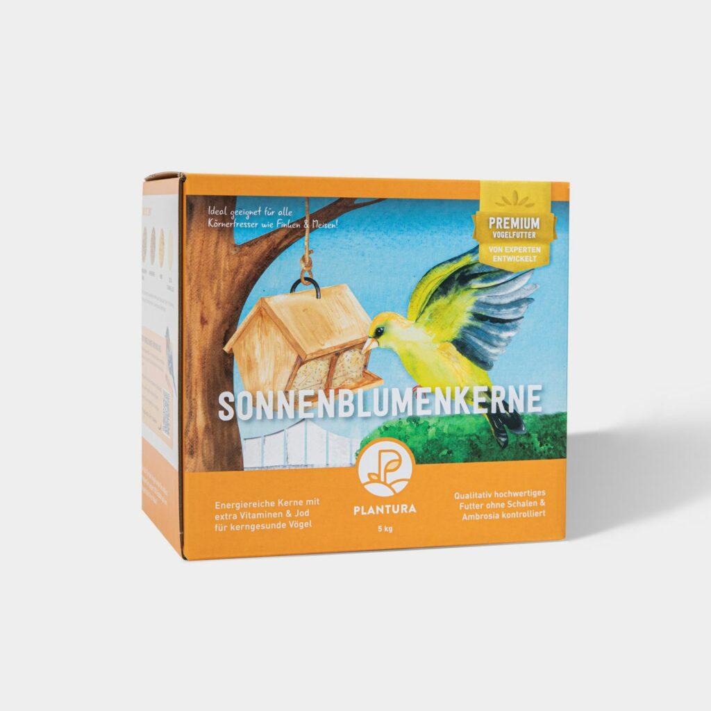 Sonnenblumenkerne mit extra Vitaminen 5 kg